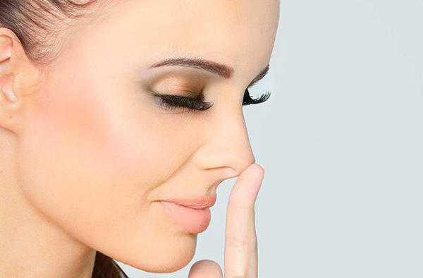 Если чешется кончик носа