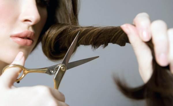 можно ли самой стричь волосы