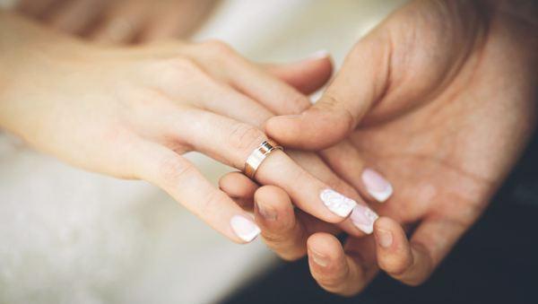 на каких пальцах носят кольца