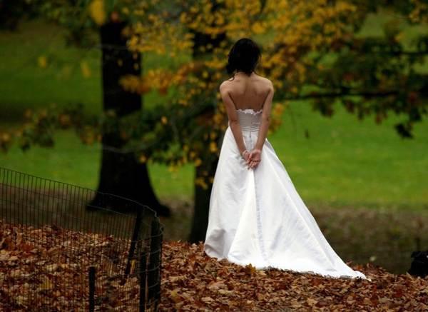 сонник сбежать со свадьбы