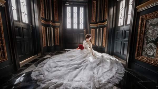 к чему снится примерка свадебного платья