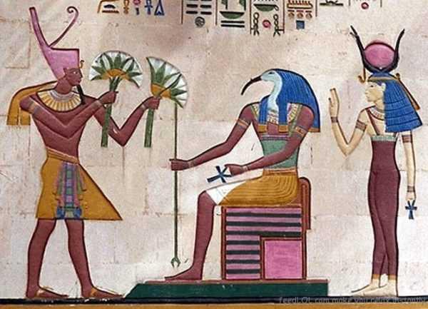 Символы власти в Древнем Египте
