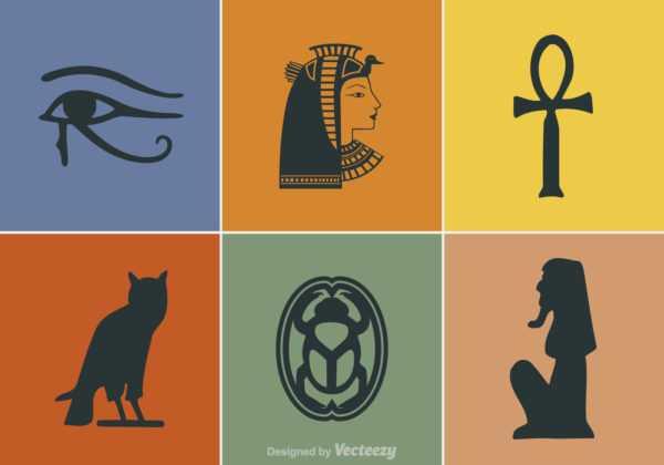 Символы Древнего Египта и их значения