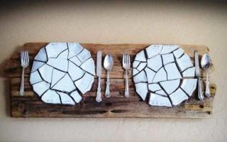 Разбилась посуда — счастье или беда?