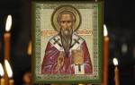 Народные приметы и заговоры на 25 ноября – день Иоанна Милостивого