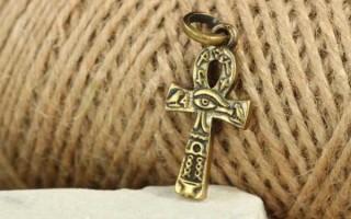 Все о древнем египетском кресте Анкх