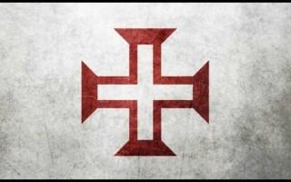 Значение знаков и символов креста Тамплиера