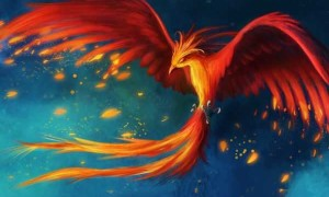 Что символизирует птица Феникс у славян и других народах
