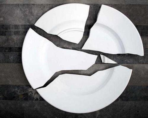 Что означает разбитая тарелка по приметам