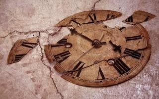 Приметы о падающих часах со стены