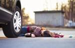 К чему снится что сбила машина?