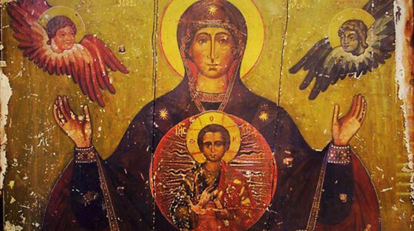 """Приметы 10 декабря в День иконы Божией Матери """"Знамение"""""""