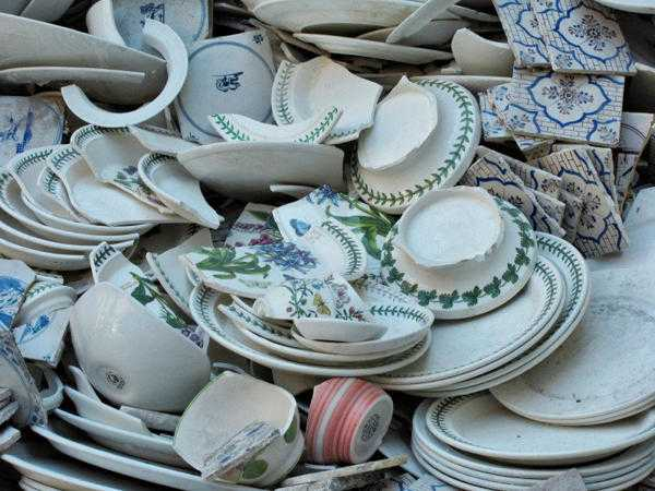 Предметы посуды