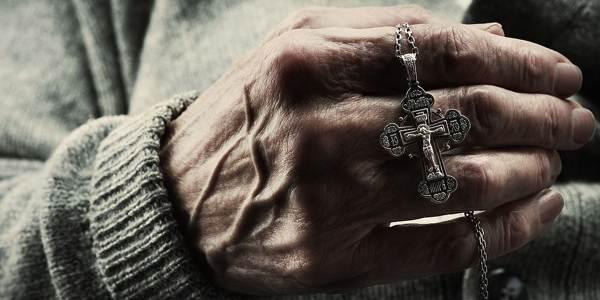 потерять крестик