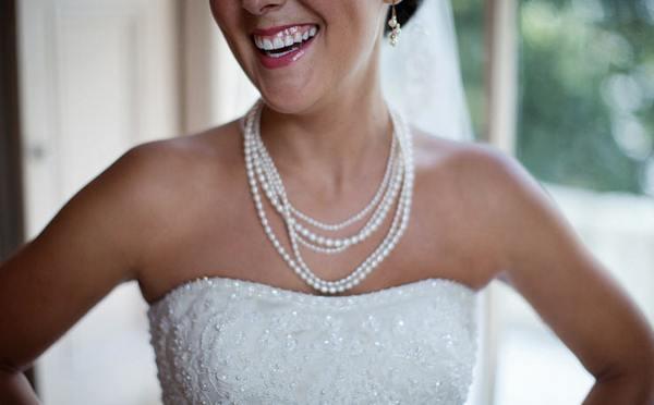 можно ли одевать жемчуг на свадьбу невесте