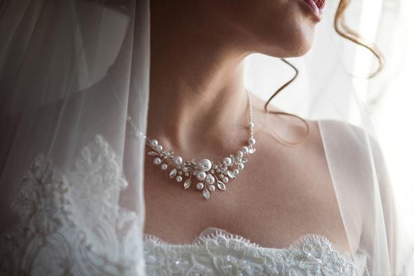 жемчуг на свадьбу приметы