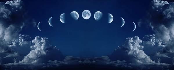 вещие сны на недели и фазы луны