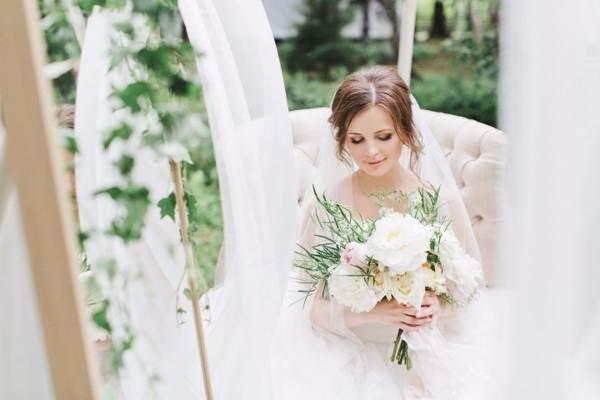 сонник свадебное платье на себе