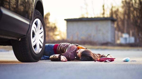 сонник сбила машина