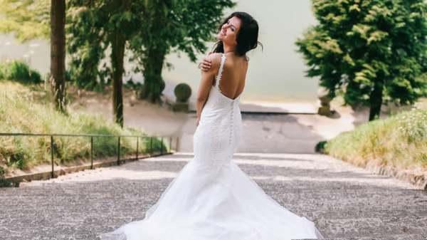 к чему снится видеть себя в свадебном платье замужней женщине