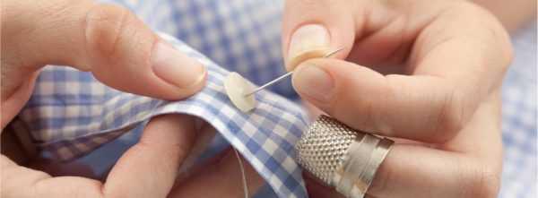 почему нельзя шить на себе