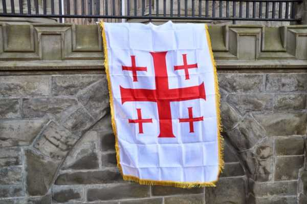 герб тамплиеров