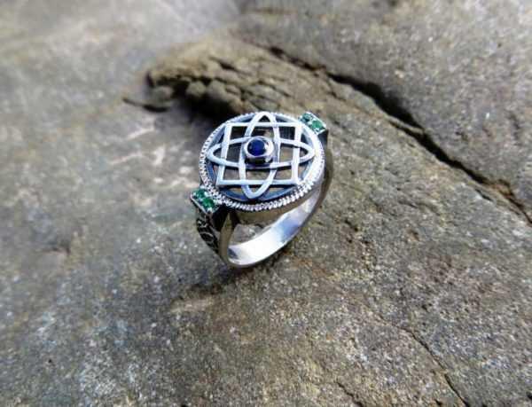 славянский кольцо-оберег